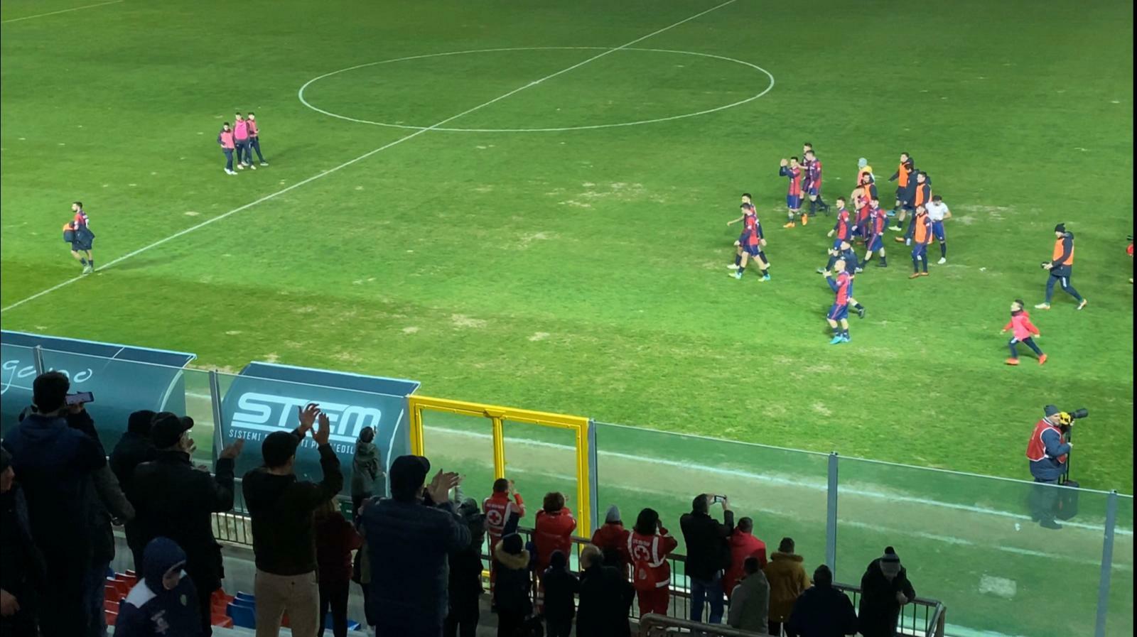 VIBONESE-FRANCAVILLA 2-1 | Tabellino e statistiche immagine 14488 US Vibonese Calcio