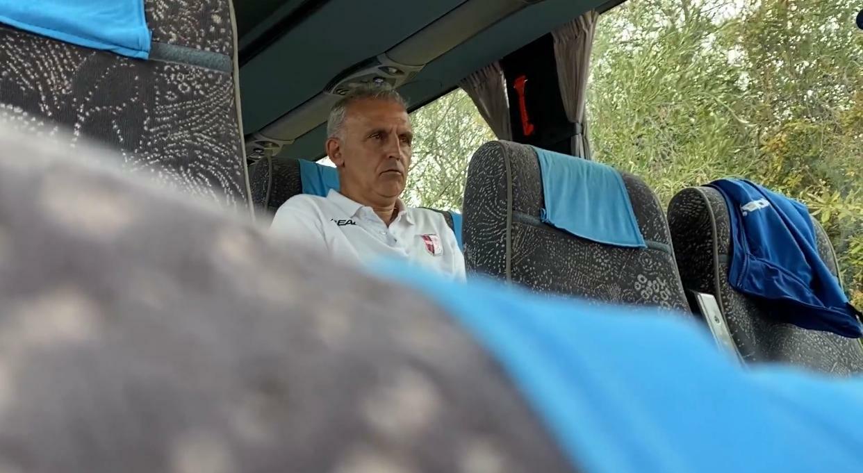 VERSO CATANIA - VIBONESE | Parla mister Michele Facciolo immagine 14499 US Vibonese Calcio