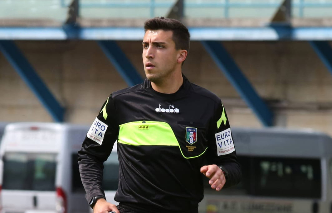 Casertana - Vibonese: match affidato al romagnolo Arace immagine 14354 US Vibonese Calcio