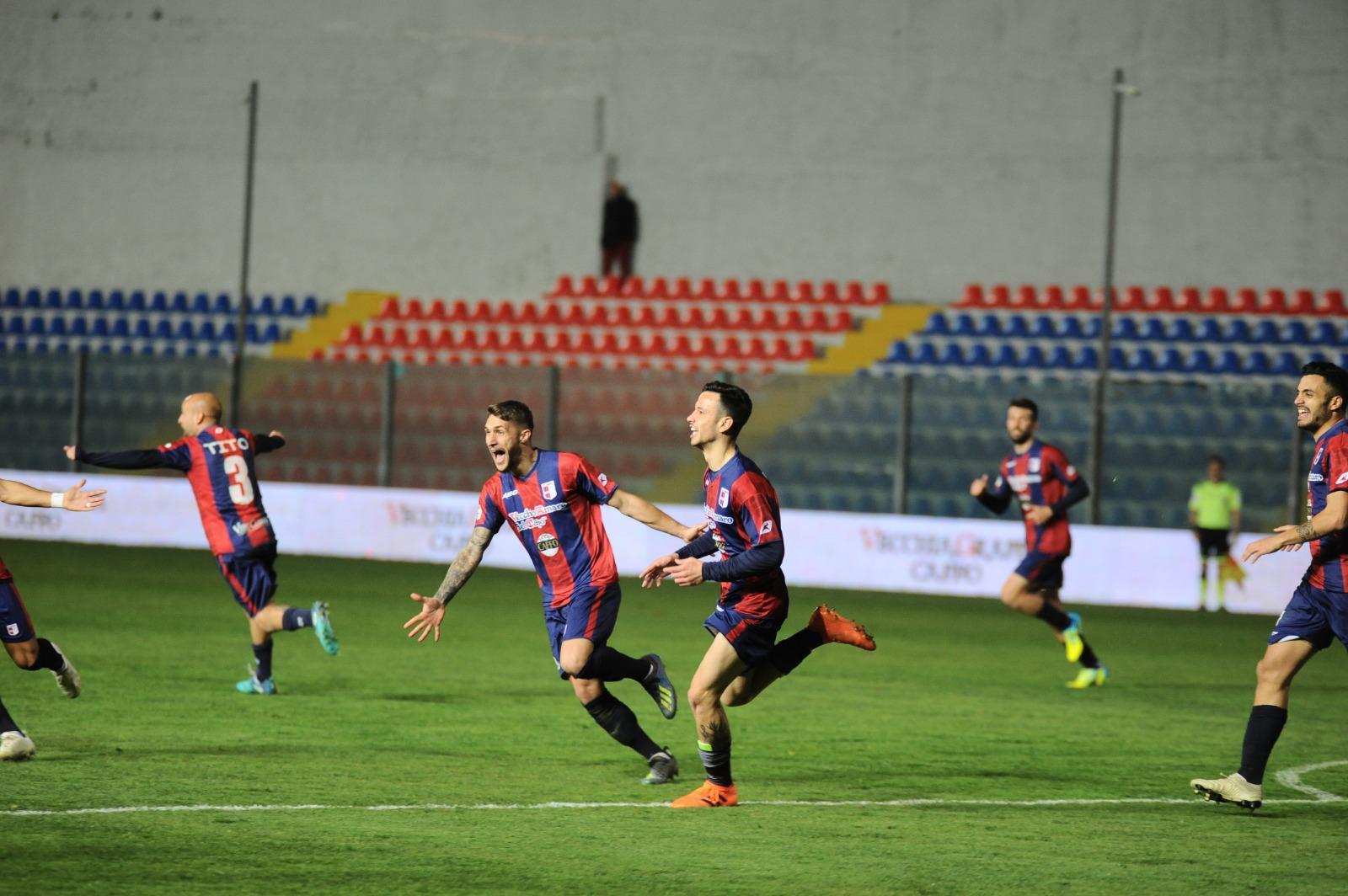TRA FRANCAVILLA E CATANIA | Parla Alessandro Prezzabile immagine 14492 US Vibonese Calcio
