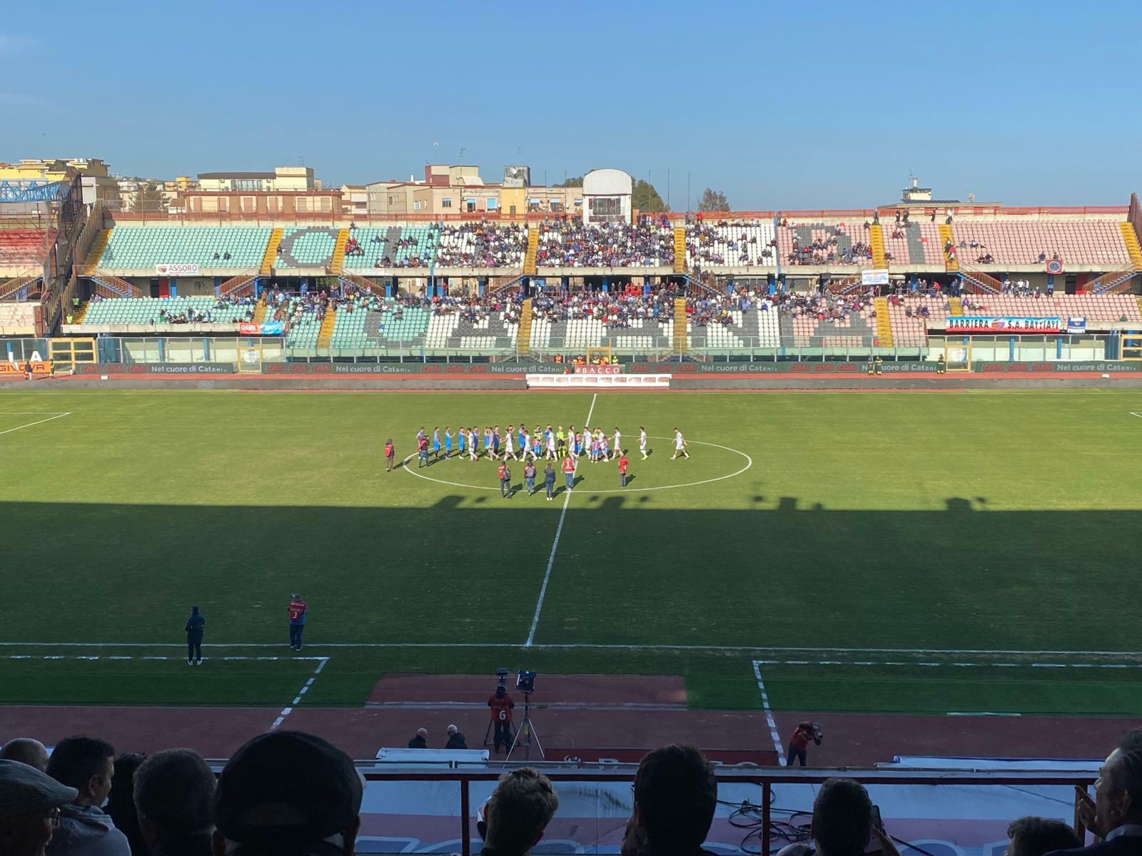 CATANIA - VIBONESE 2-1 | Tabellino e statistiche immagine 14502 US Vibonese Calcio