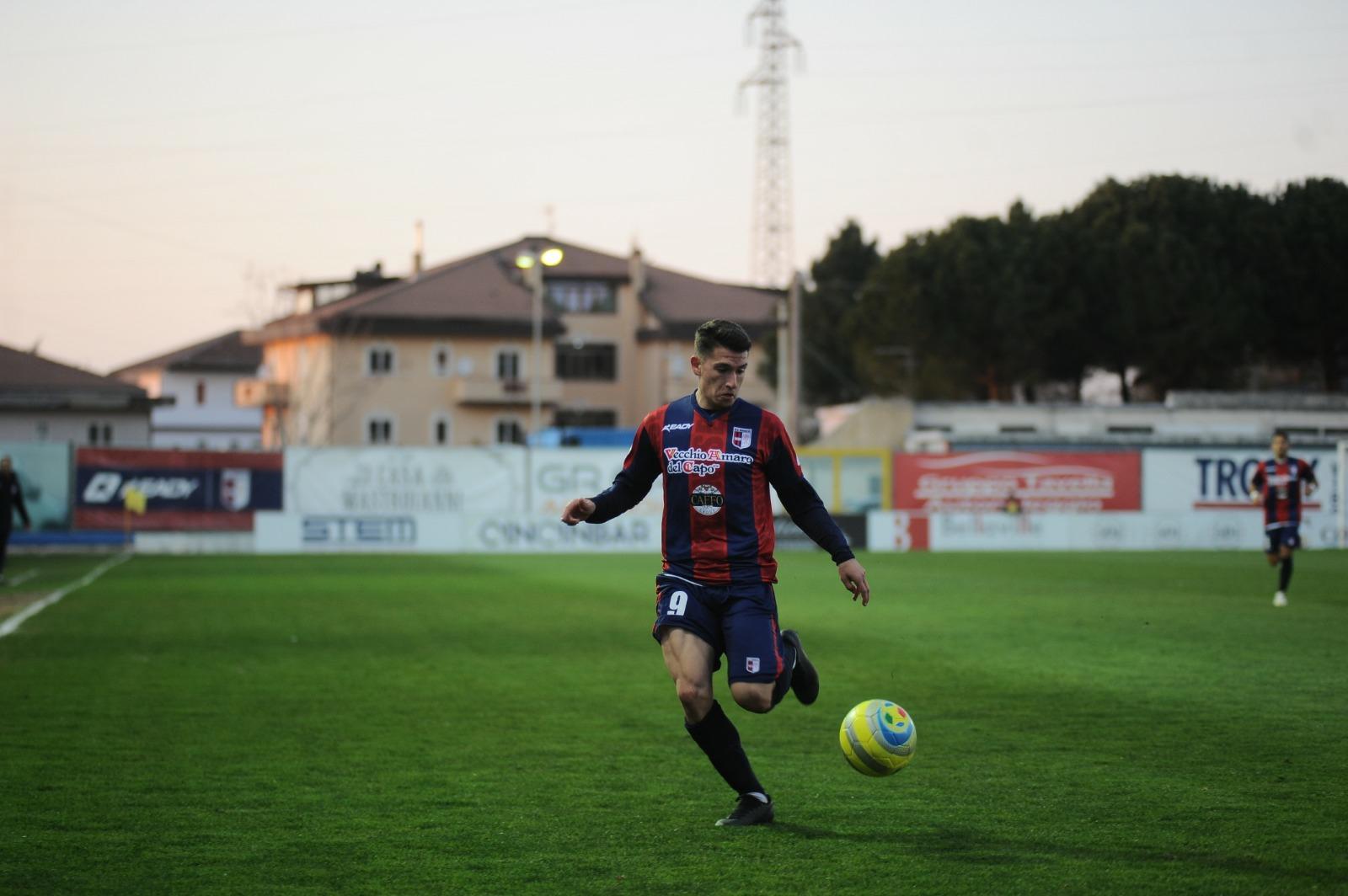 VERSO VIBONESE - PAGANESE | Parla Ignazio Battista immagine 14558 US Vibonese Calcio