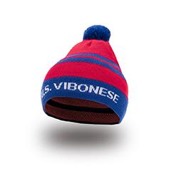 Cappello rosso blu immagine 14537 US Vibonese Calcio