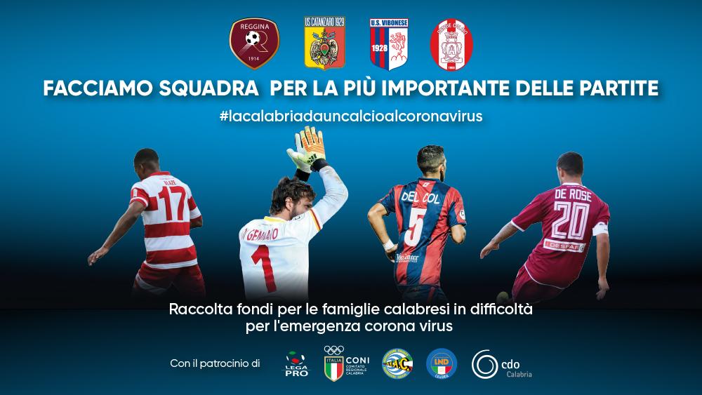 """""""FACCIAMO SQUADRA PER LA PIÙ IMPORTANTE DELLE PARTITE"""" immagine 14718 US Vibonese Calcio"""