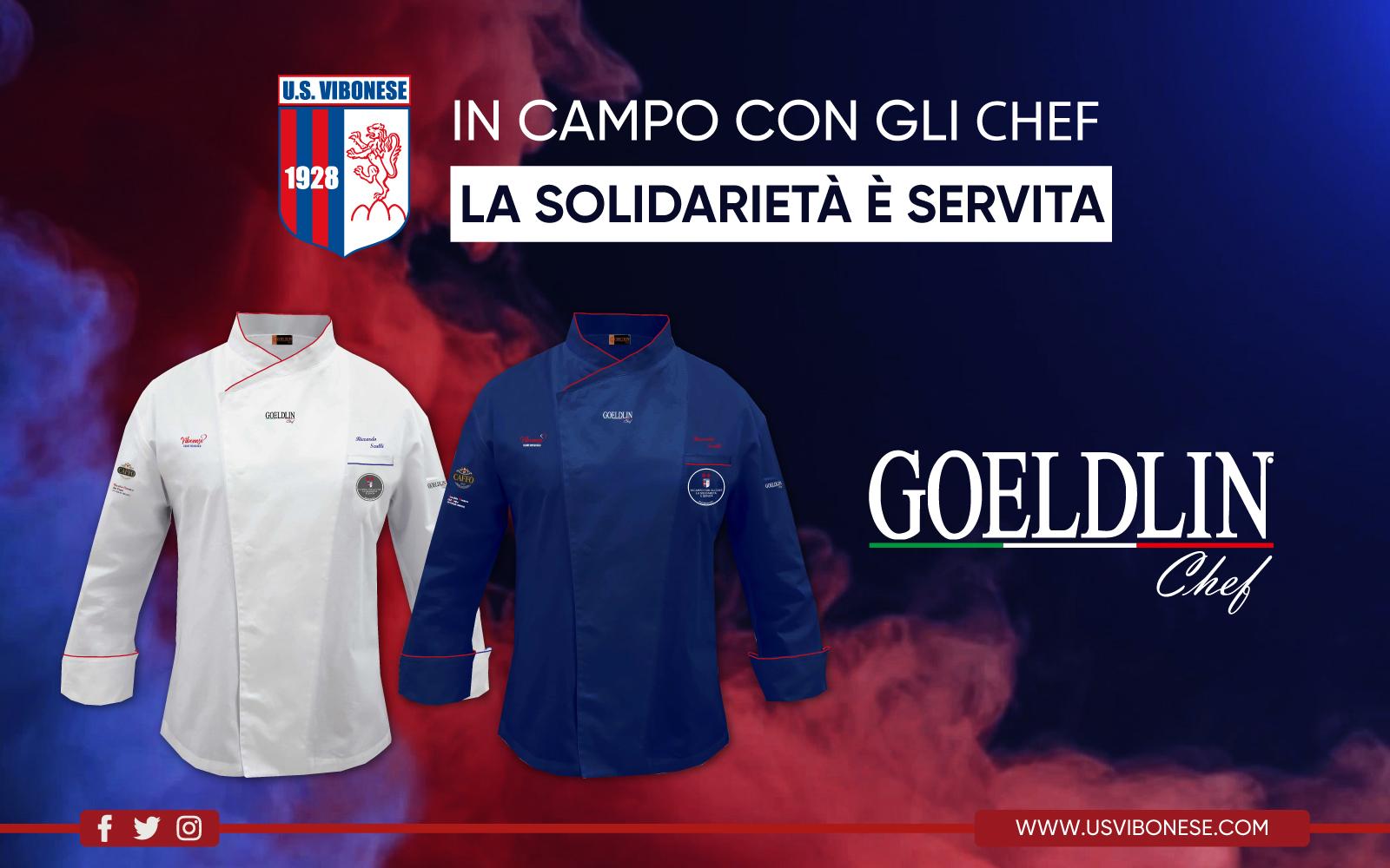 In Campo con gli Chef: La Solidarietà è Servita immagine 14774 US Vibonese Calcio