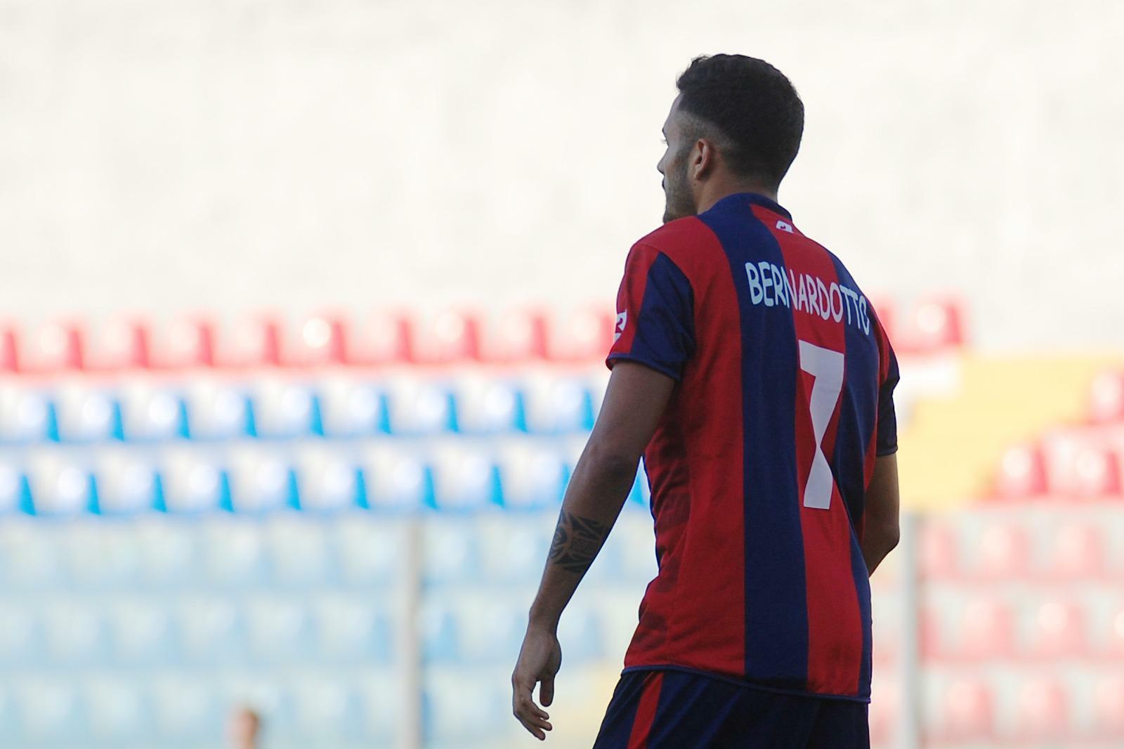 UFFICIALE | Bernardotto ceduto all'Avellino immagine 15016 US Vibonese Calcio