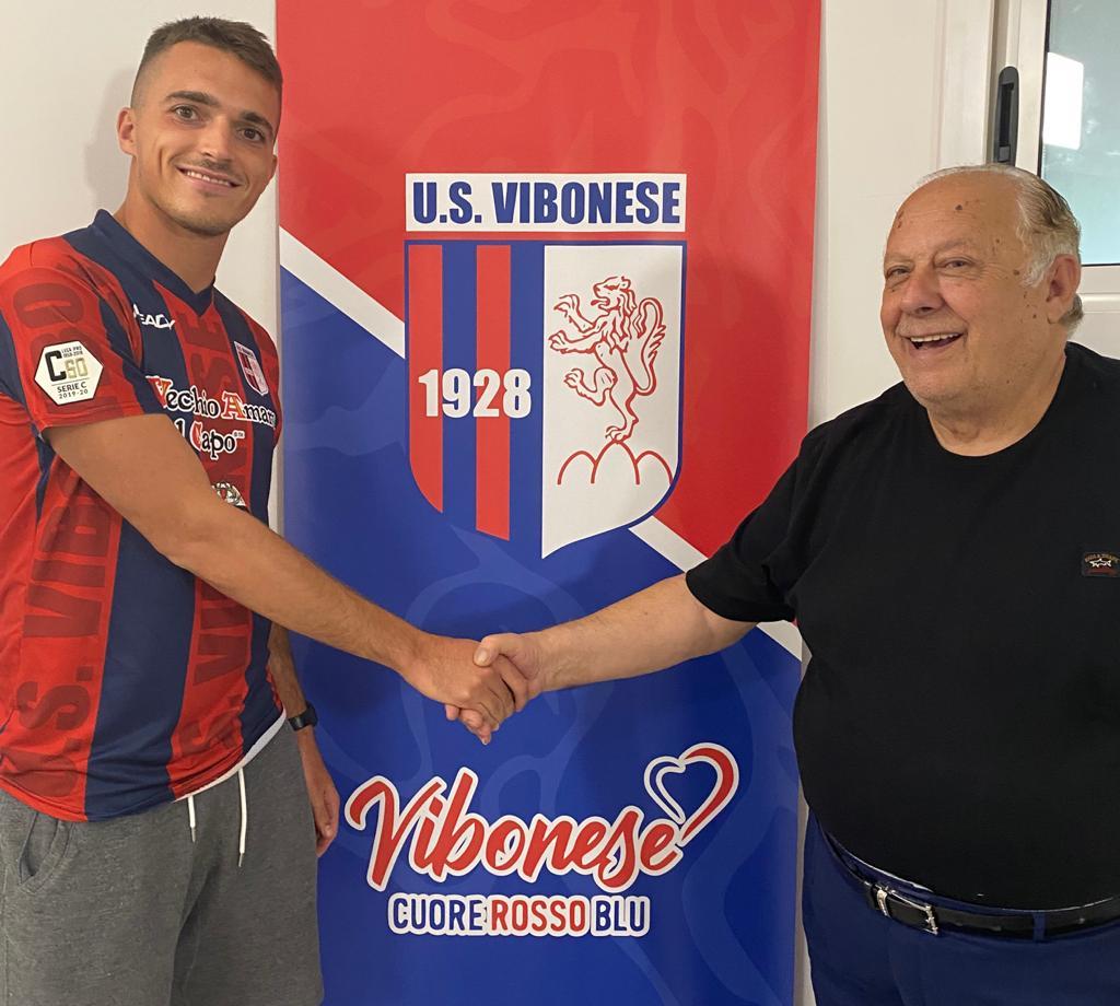 UFFICIALE | Nuovo innesto in difesa: Matteo Bachini è un calciatore rossoblu immagine 15104 US Vibonese Calcio