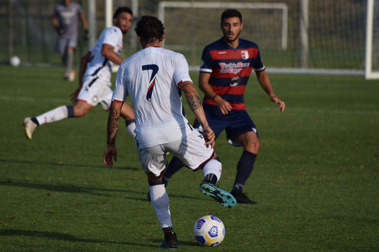 AMICHEVOLE UFFICIALE | Crotone - Vibonese 6-1 immagine 15167 US Vibonese Calcio
