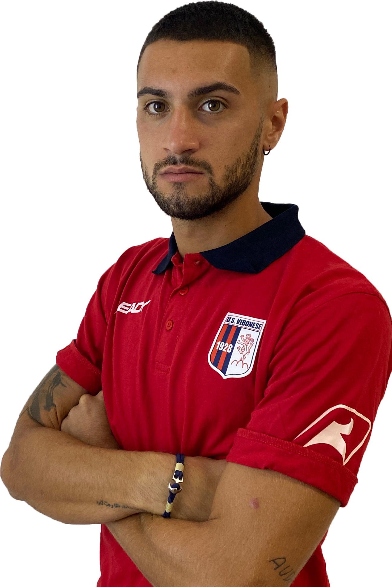 Tumbarello Giorgio immagine 16070 US Vibonese Calcio