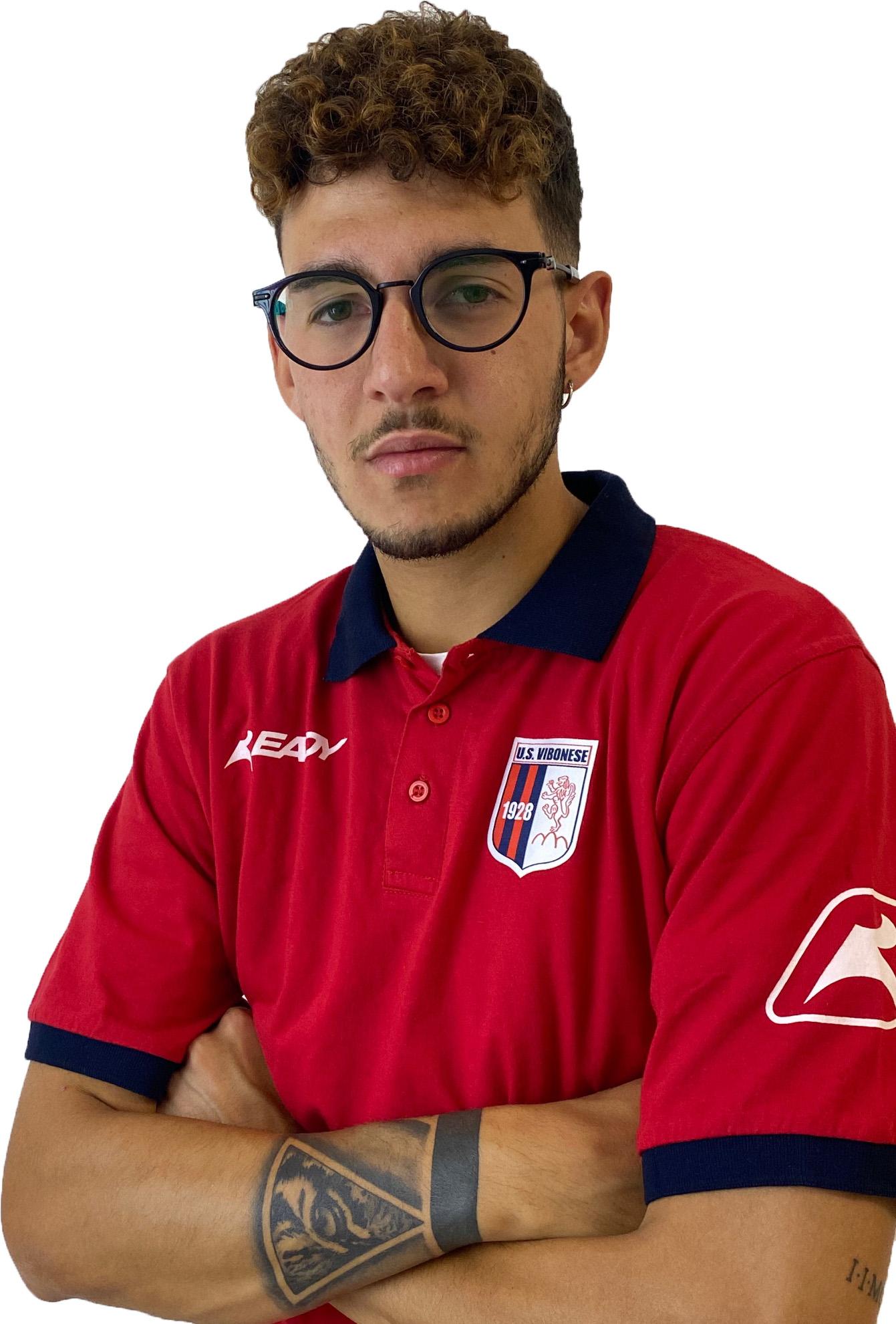 Marco Montagno Grillo immagine 16056 US Vibonese Calcio