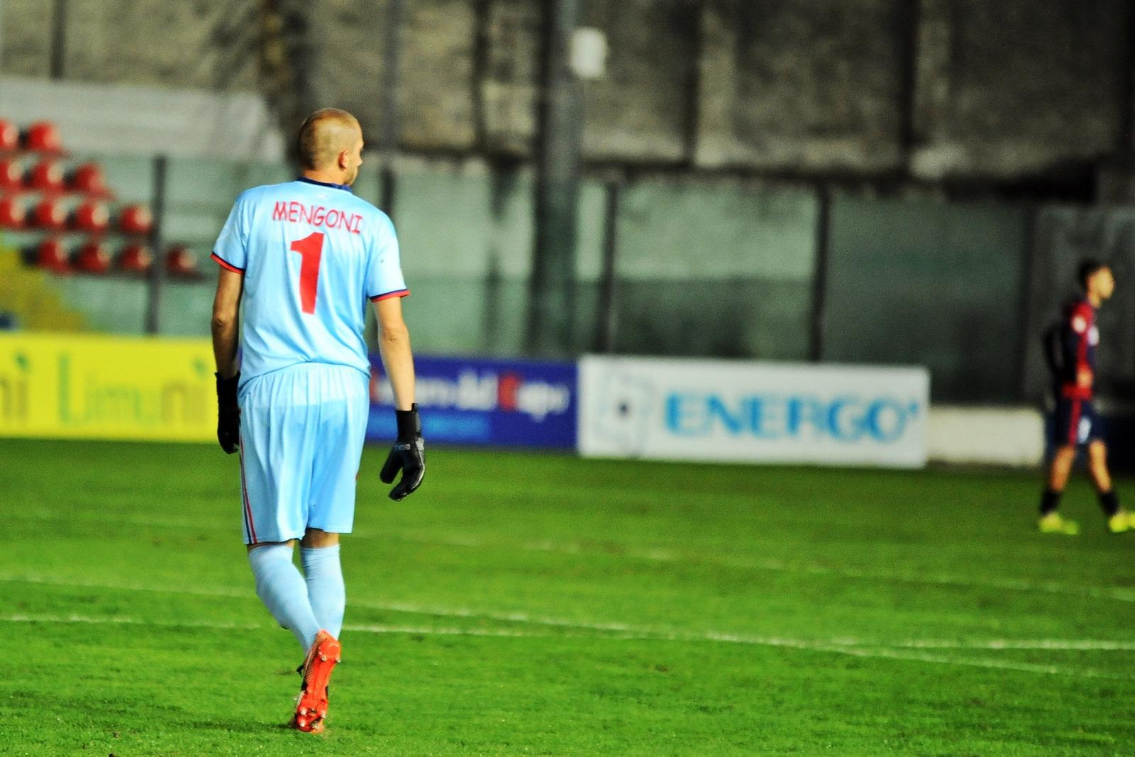 UFFICIALE   Nove volte Mengoni, rinnovato il contratto con il portiere toscano immagine 15141 US Vibonese Calcio