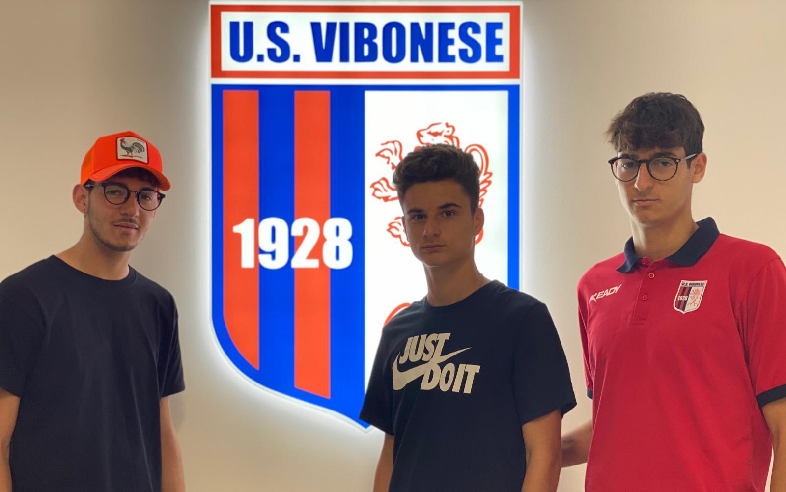 UFFICIALE | Tre nuovi innesti: Montagno, Falla e Leone in rossoblu immagine 15137 US Vibonese Calcio