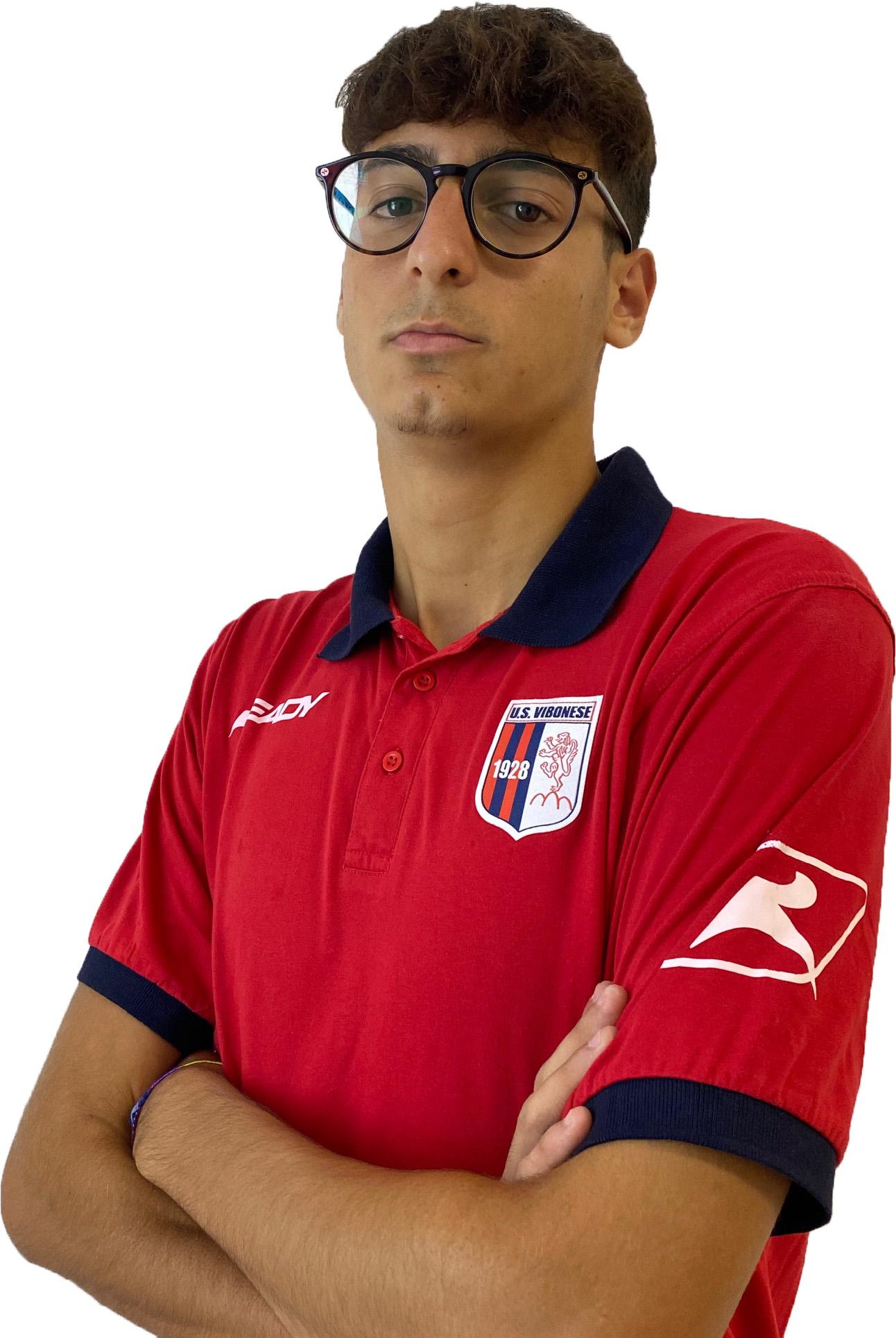 Ruben Falla immagine 16064 US Vibonese Calcio