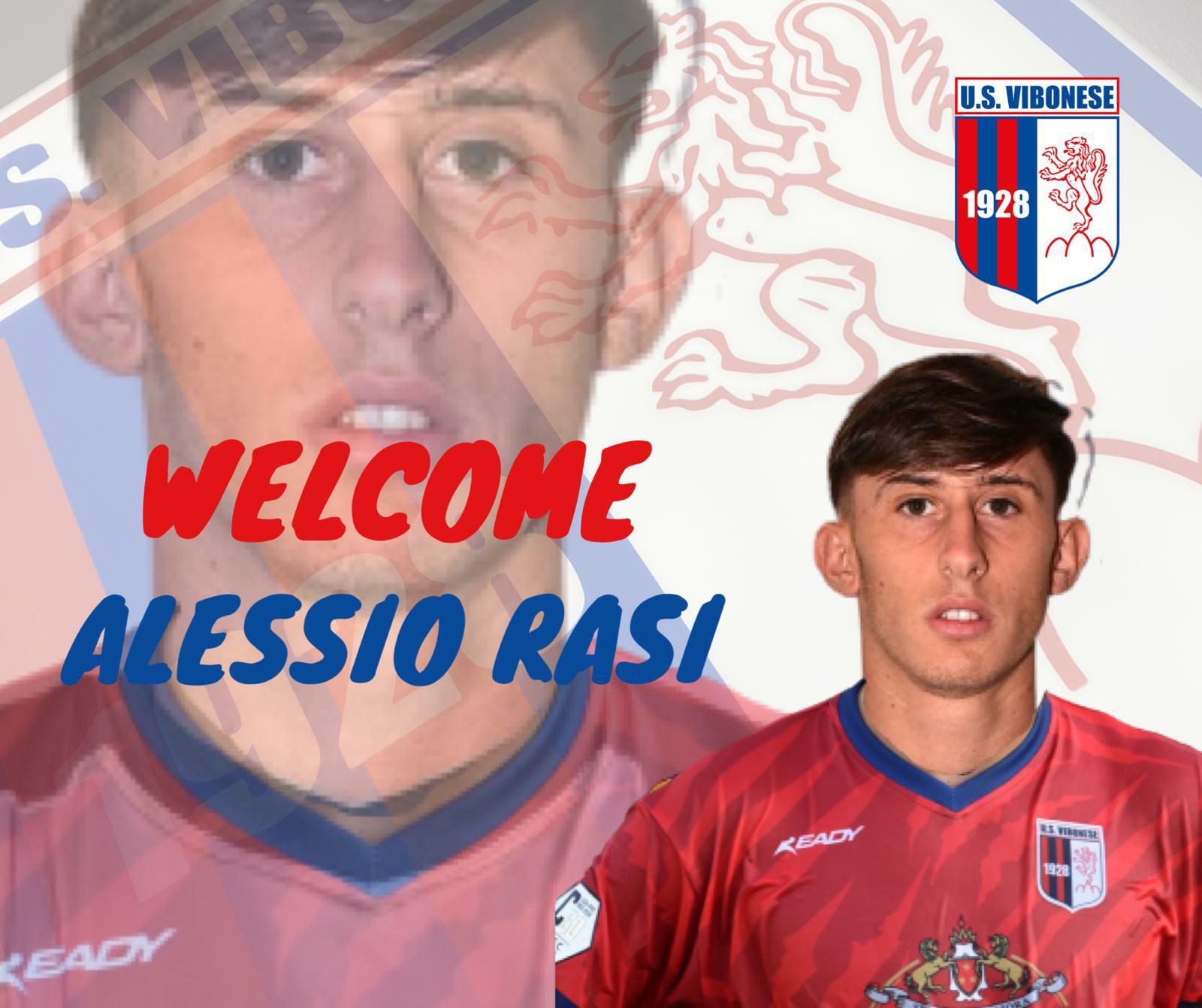 UFFICIALE | Il terzino Alessio Rasi in rossoblu immagine 15129 US Vibonese Calcio