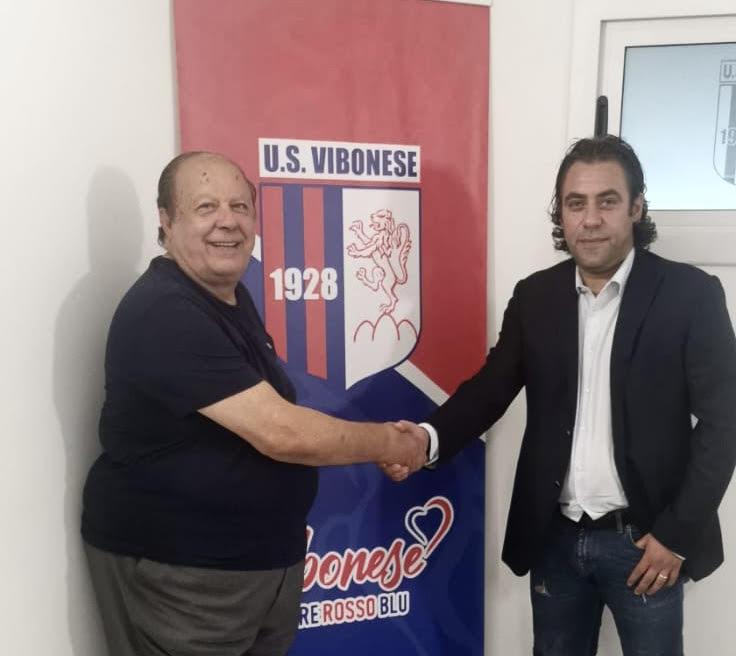 UFFICIALE   Luigi Condó è il nuovo Direttore Sportivo immagine 16086 US Vibonese Calcio