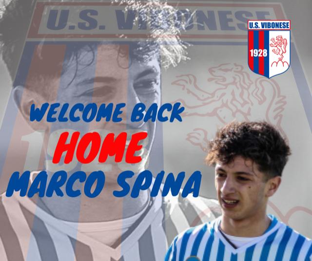 UFFICIALE | Un acquisto da Serie A: ingaggiato Marco Spina immagine 15091 US Vibonese Calcio