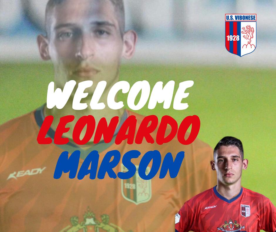 UFFICIALE | Il portiere Leonardo Marson in rossoblù immagine 16116 US Vibonese Calcio