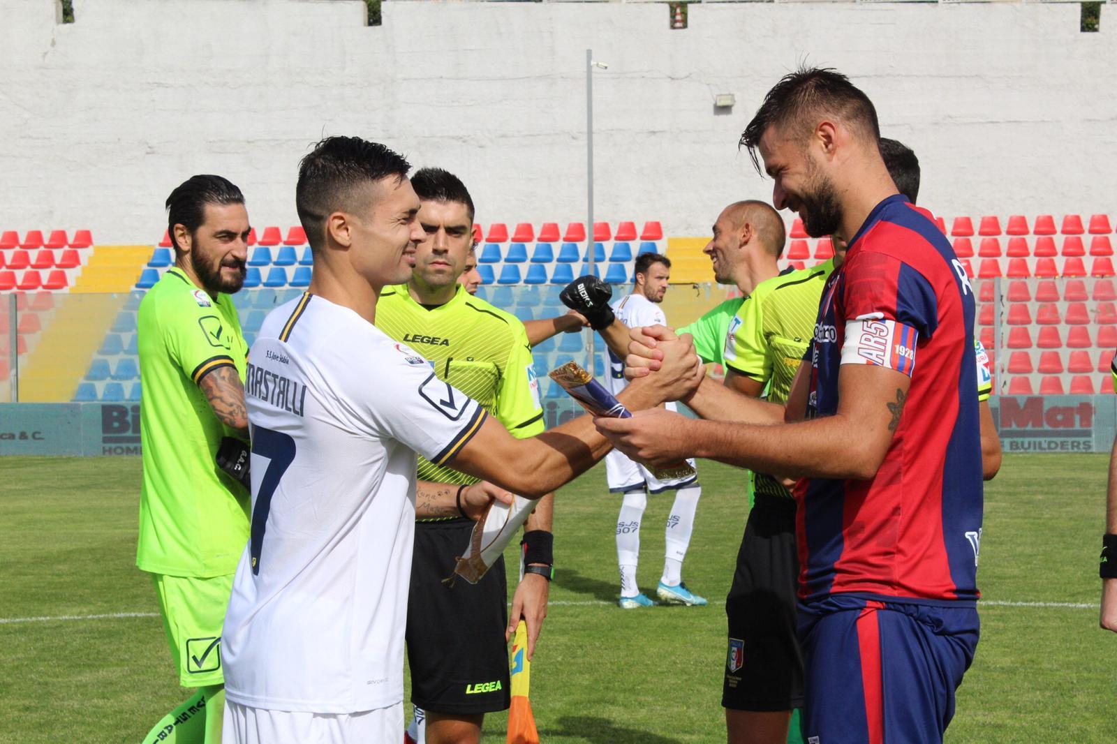 VIBONESE - JUVE STABIA 0-1 | Il tabellino del match immagine 16172 US Vibonese Calcio