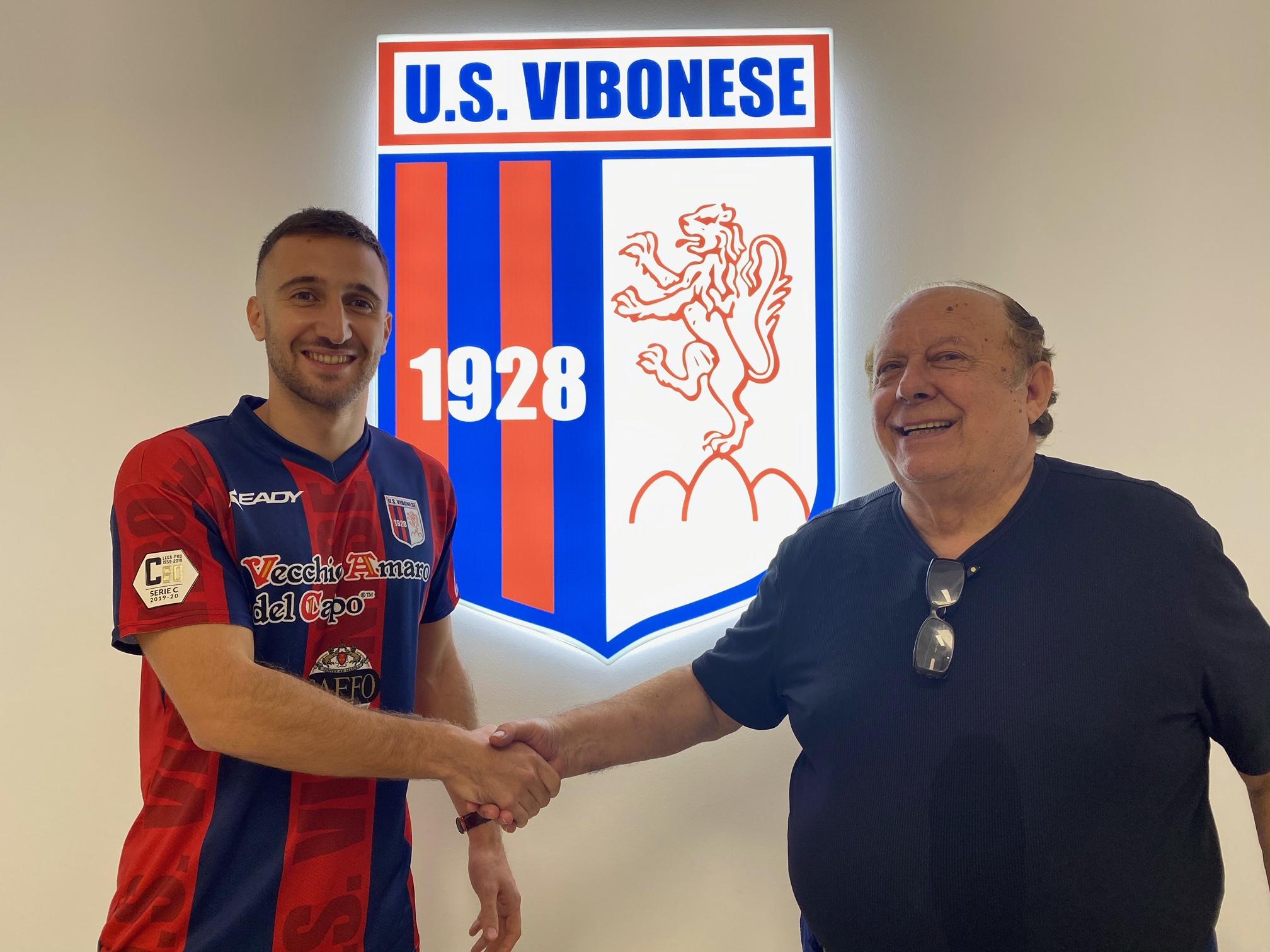 UFFICIALE | Il difensore Giacomo Sciacca in rossoblù immagine 16175 US Vibonese Calcio