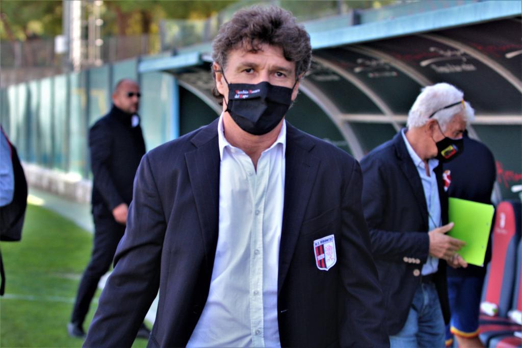 VIBONESE CHANNEL | Aspettando Bari - Vibonese, la vigilia di mister Galfano immagine 16269 US Vibonese Calcio