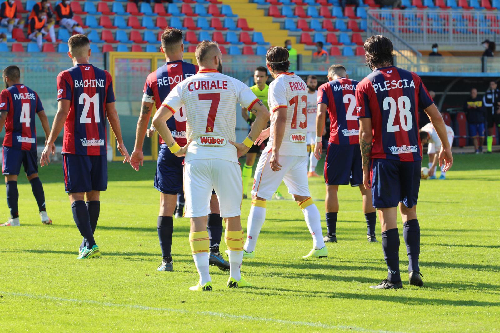 VIBONESE-CATANZARO 0-0 | Il tabellino del match immagine 16249 US Vibonese Calcio