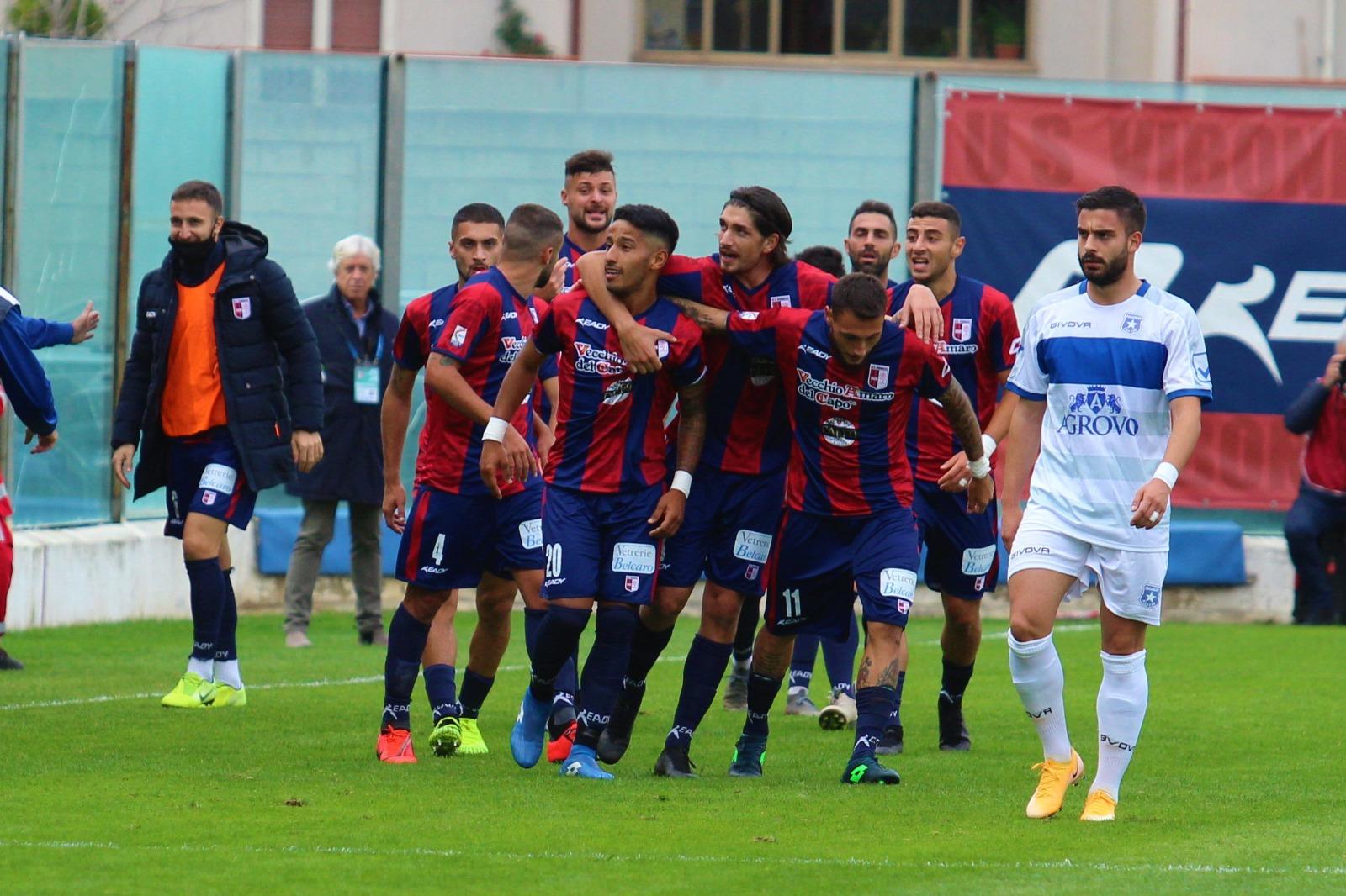 VIBONESE - PAGANESE 5-2 | Il tabellino del match immagine 16279 US Vibonese Calcio