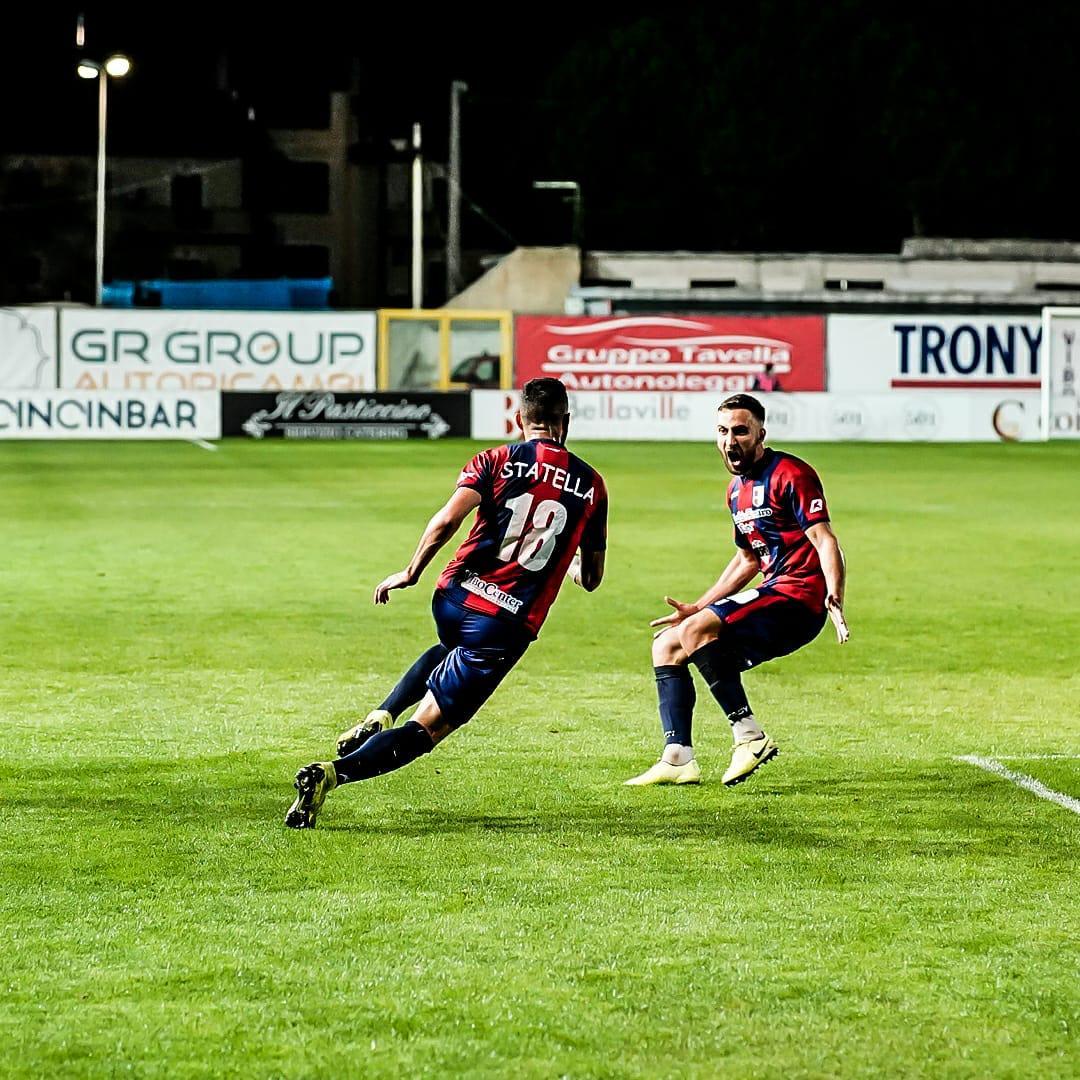VIBONESE - VITERBESE 2-2 | Il tabellino del match immagine 16337 US Vibonese Calcio
