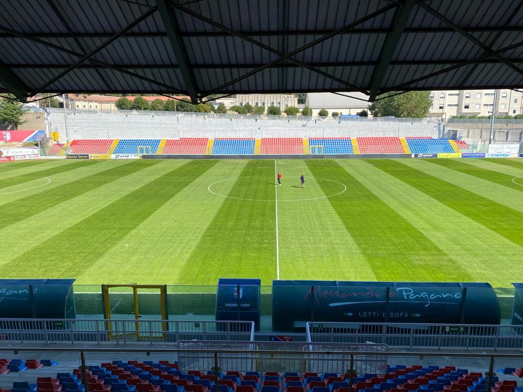 VIBONESE - VITERBESE | Attiva la vendita dei tagliandi, riapre la Curva immagine 16318 US Vibonese Calcio