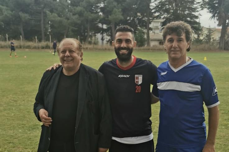 UFFICIALE | Giuseppe Statella è un calciatore della Vibonese immagine 16185 US Vibonese Calcio