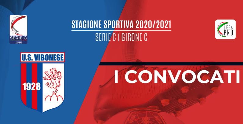 VIBONESE - VITERBESE | I convocati per il match immagine 16206 US Vibonese Calcio