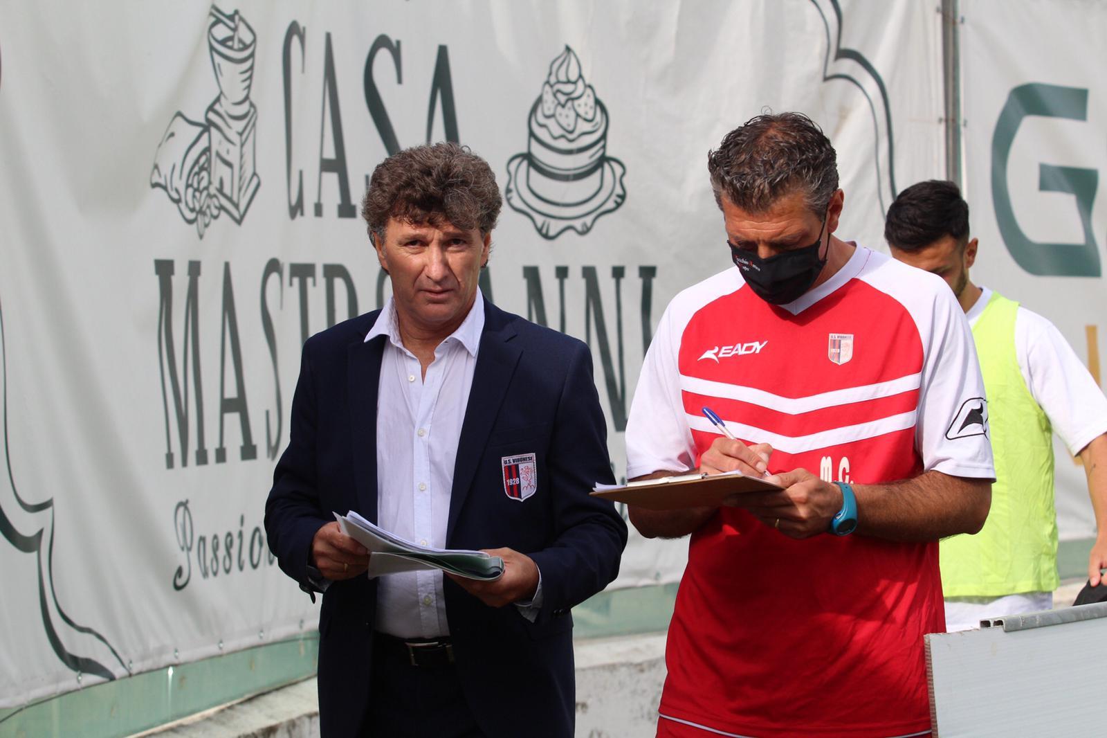 ASPETTANDO VIBONESE - CATANZARO | La vigilia di mister Galfano immagine 16245 US Vibonese Calcio