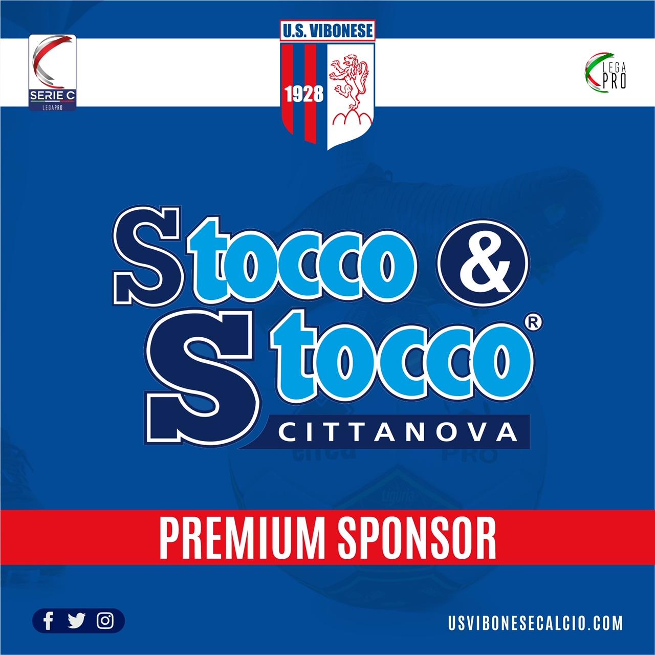VIBONESE E STOCCO&STOCCO   Insieme per un grande progetto a tinte rossoblù immagine 16138 US Vibonese Calcio