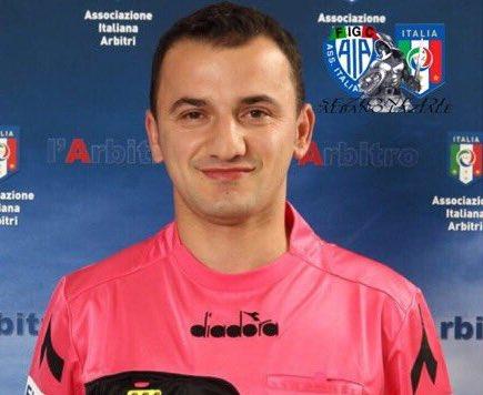 VIBONESE – POTENZA | Match affidato al laziale Pashuku immagine 16398 US Vibonese Calcio