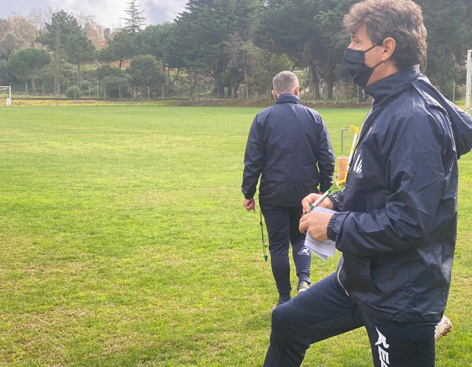 ASPETTANDO VIBONESE - MONOPOLI | La vigilia di mister Angelo Galfano immagine 16445 US Vibonese Calcio