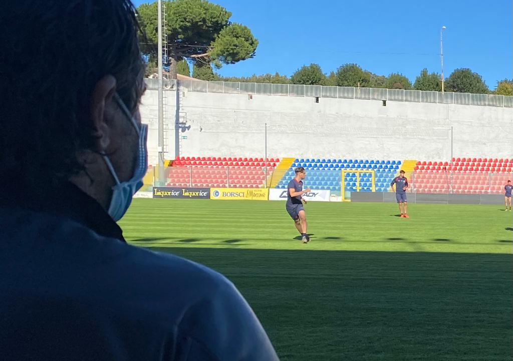 VIBONESE - POTENZA | La vigilia del Direttore Sportivo Luigi Condò immagine 16403 US Vibonese Calcio