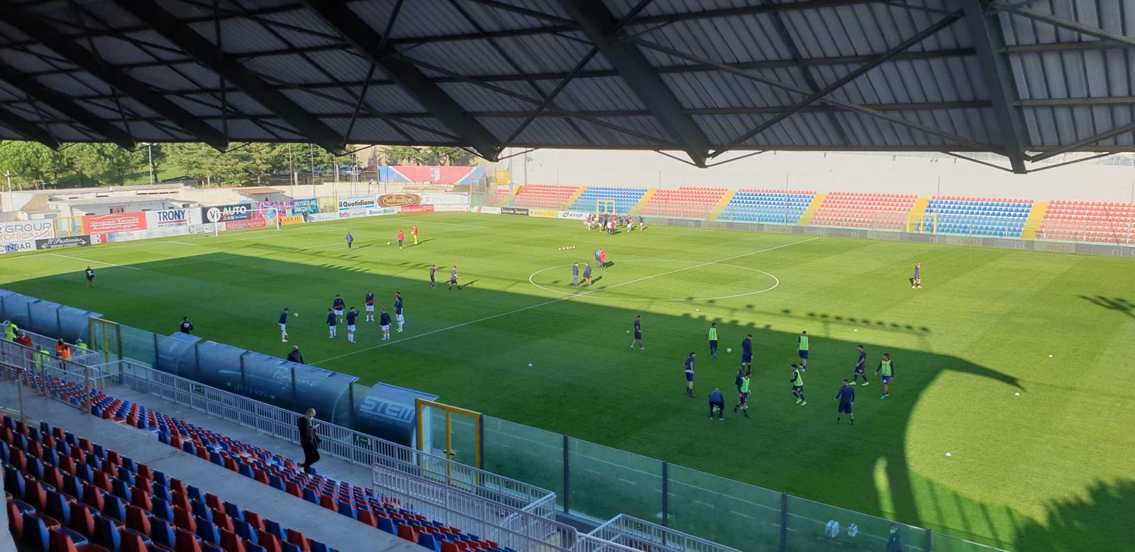 VIBONESE - POTENZA 1-0 | Il tabellino del match immagine 16409 US Vibonese Calcio