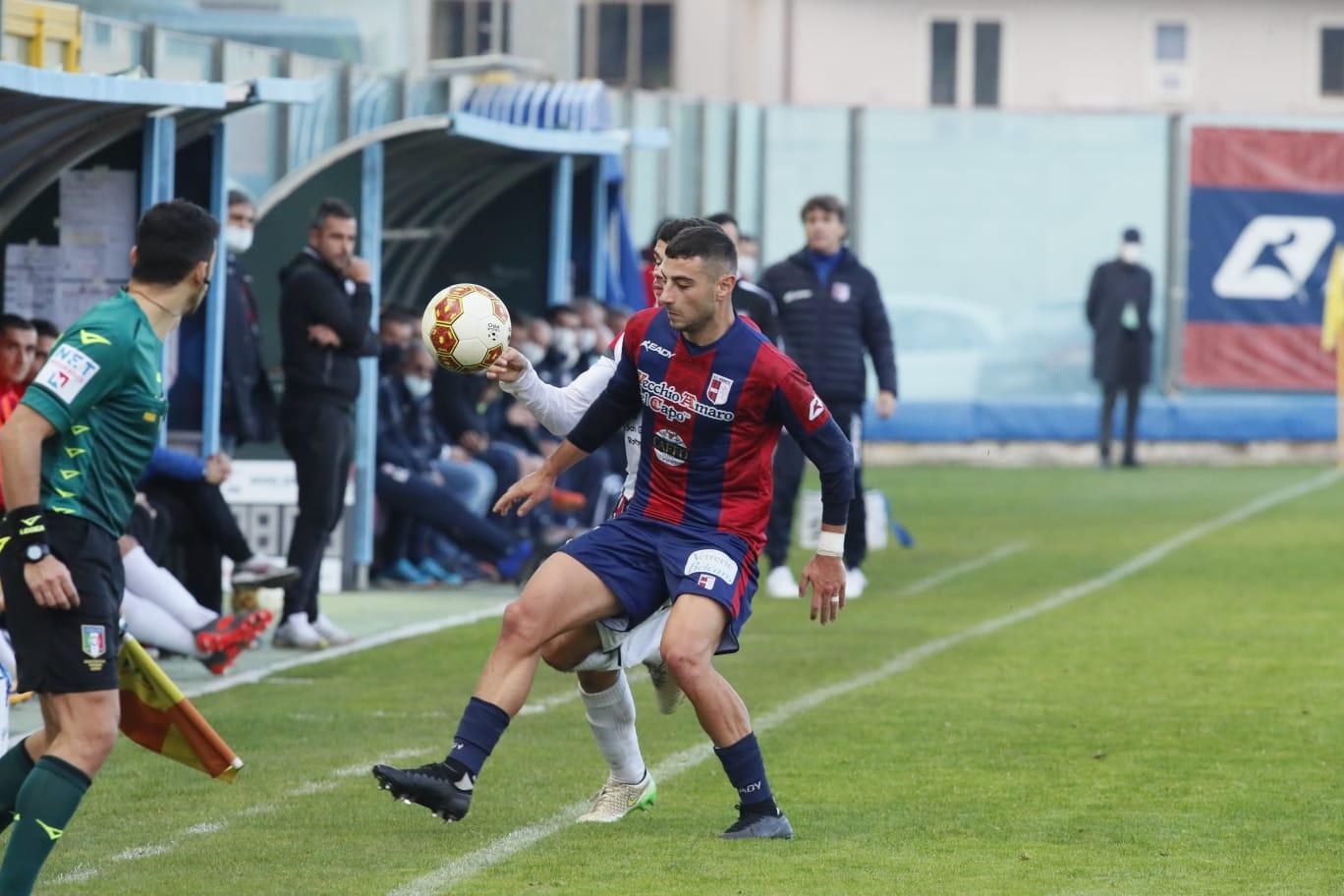 VIBONESE - FOGGIA 1-1   Il tabellino del match immagine 16463 US Vibonese Calcio
