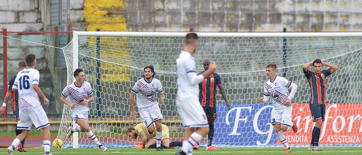 CASERTANA - VIBONESE 0-2 | Il tabellino del match immagine 16478 US Vibonese Calcio