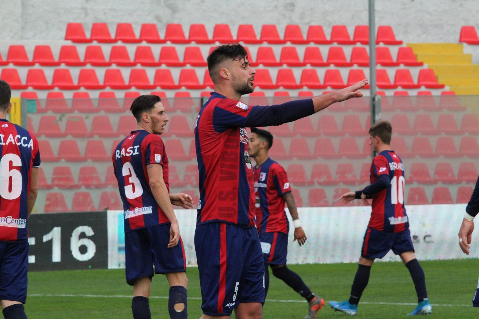 AVELLINO - VIBONESE 1-0 | Il tabellino del match immagine 16682 US Vibonese Calcio