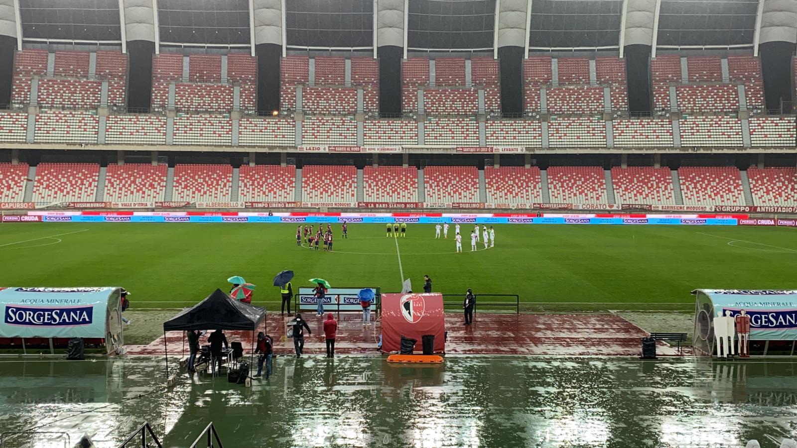 BARI - VIBONESE 0-0: il tabellino del match immagine 16587 US Vibonese Calcio