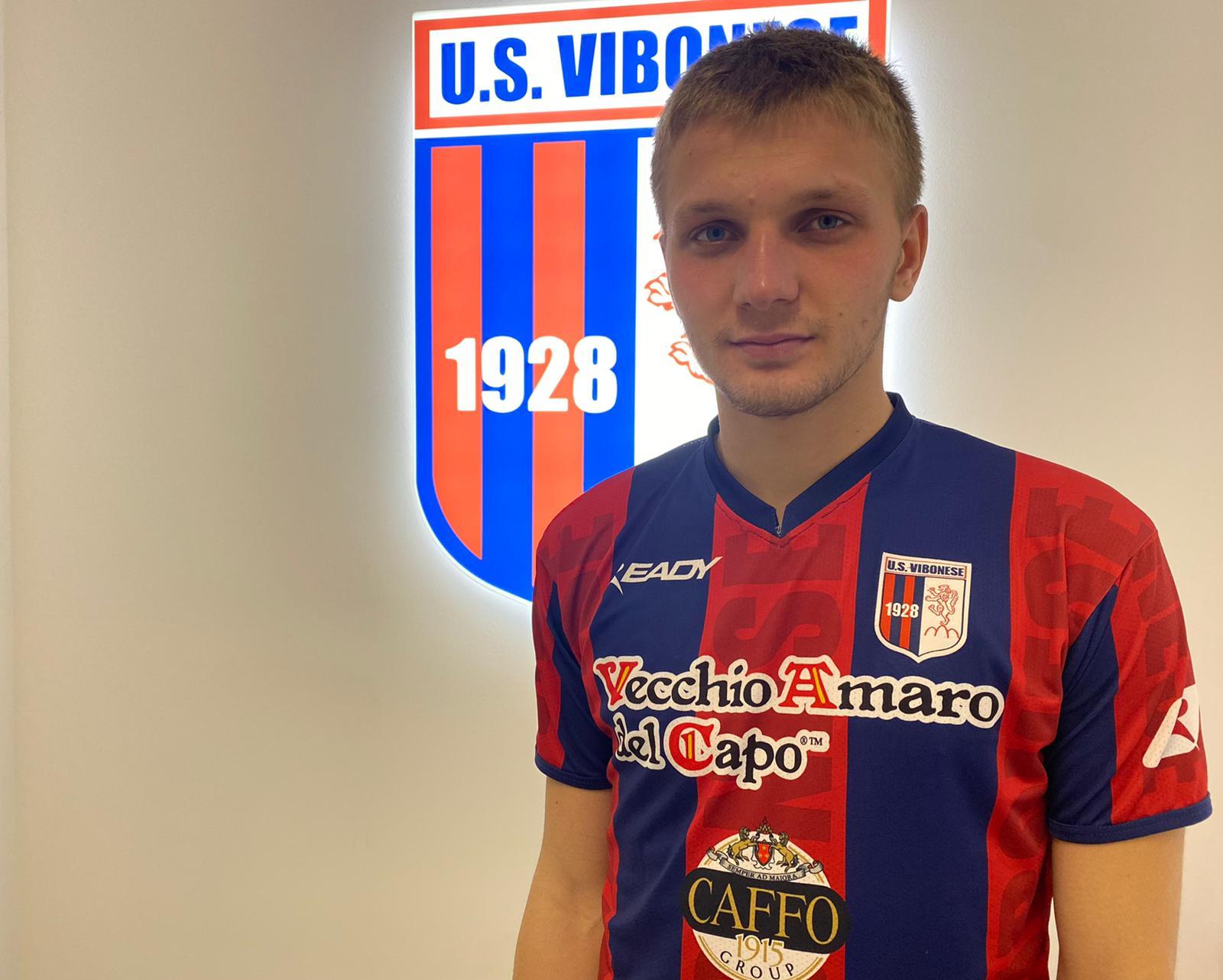 UFFICIALE | Gheorghe Fomov in rossoblù a titolo definitivo immagine 16724 US Vibonese Calcio