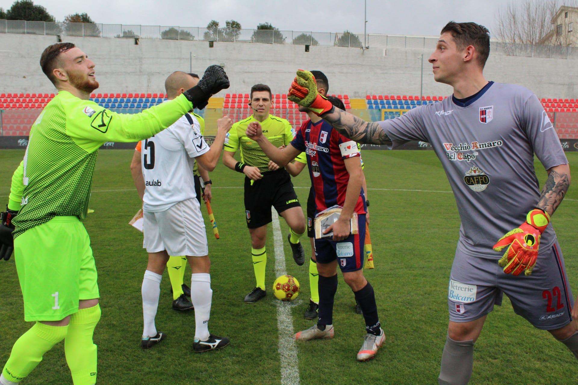 VIBONESE - BISCEGLIE 1-1 | Il tabellino del match immagine 16702 US Vibonese Calcio