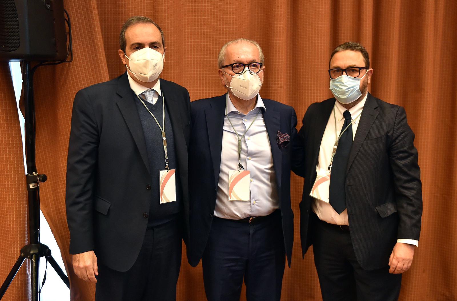 DALLA LEGA | Ghirelli confermato alla guida della terza serie  Luigi Ludovici e Marcel Vulpis eletti vicepresidenti immagine 16707 US Vibonese Calcio