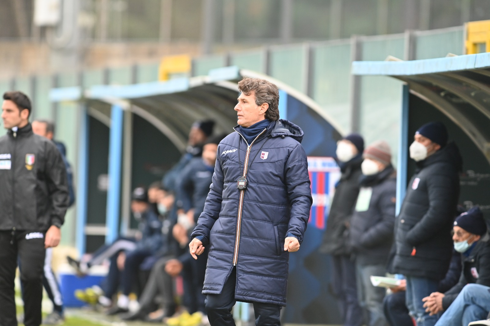 ASPETTANDO VIBONESE - V.FRANCAVILLA | Parla mister Galfano immagine 16790 US Vibonese Calcio