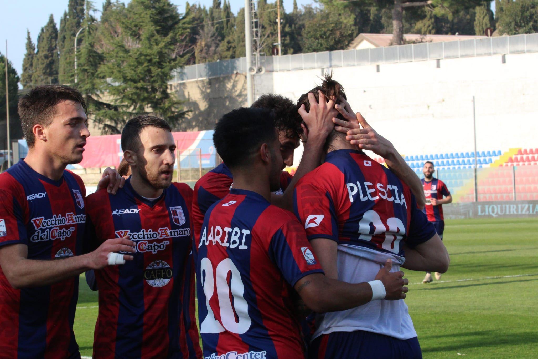 VIBONESE - CATANIA 1-1 | Il tabellino del match immagine 16890 US Vibonese Calcio