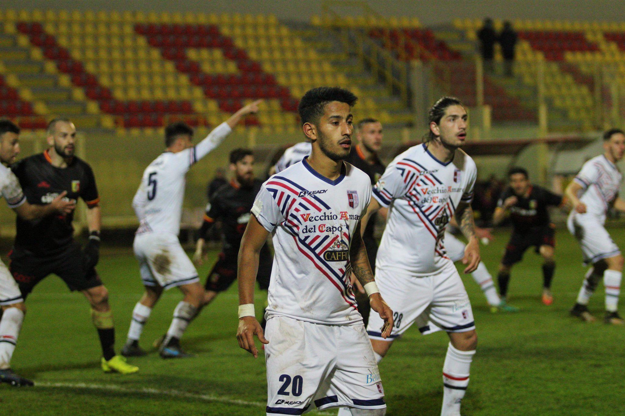 CATANZARO - VIBONESE 1-0 | Il tabellino del match immagine 16824 US Vibonese Calcio