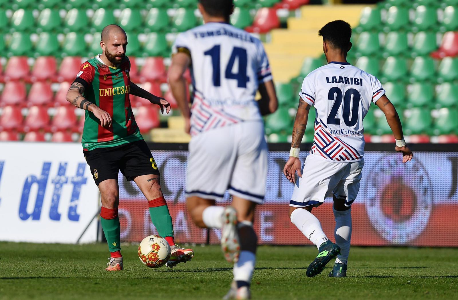 TERNANA - VIBONESE 1-0 | Il tabellino immagine 16981 US Vibonese Calcio