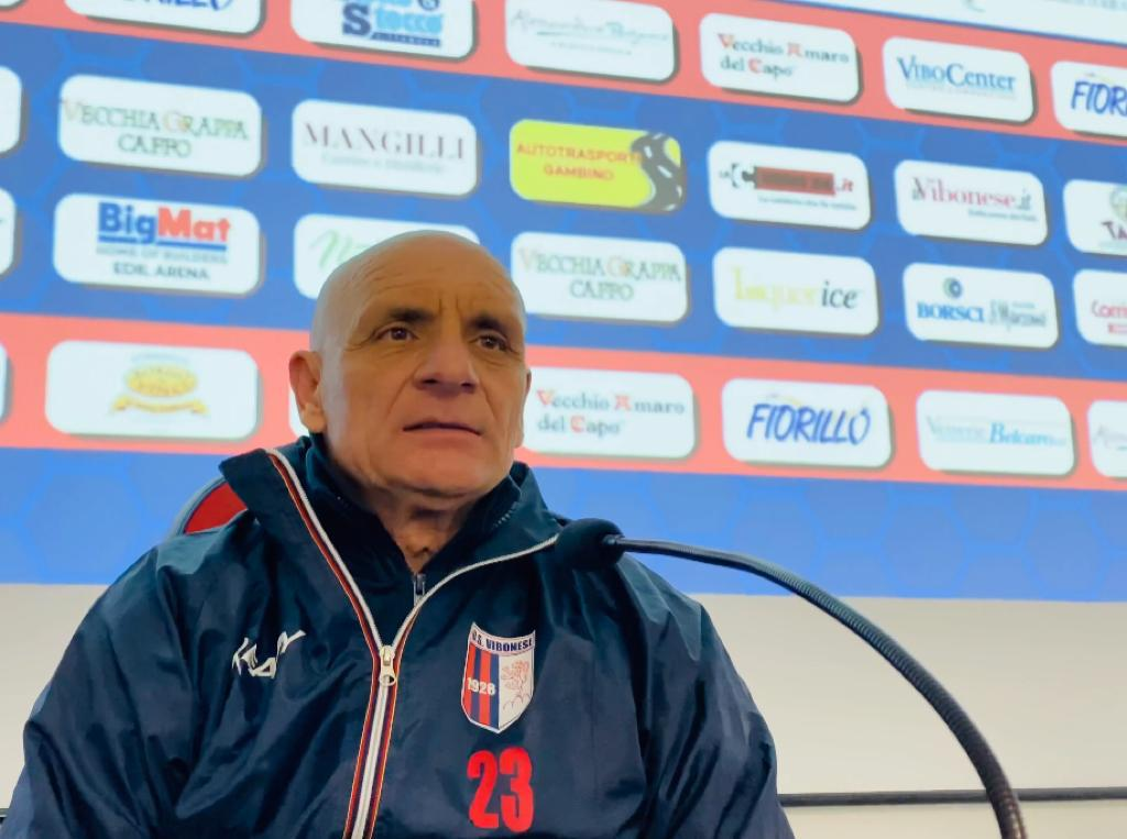 ASPETTANDO VIBONESE - MONOPOLI | Parla mister Roselli immagine 16934 US Vibonese Calcio