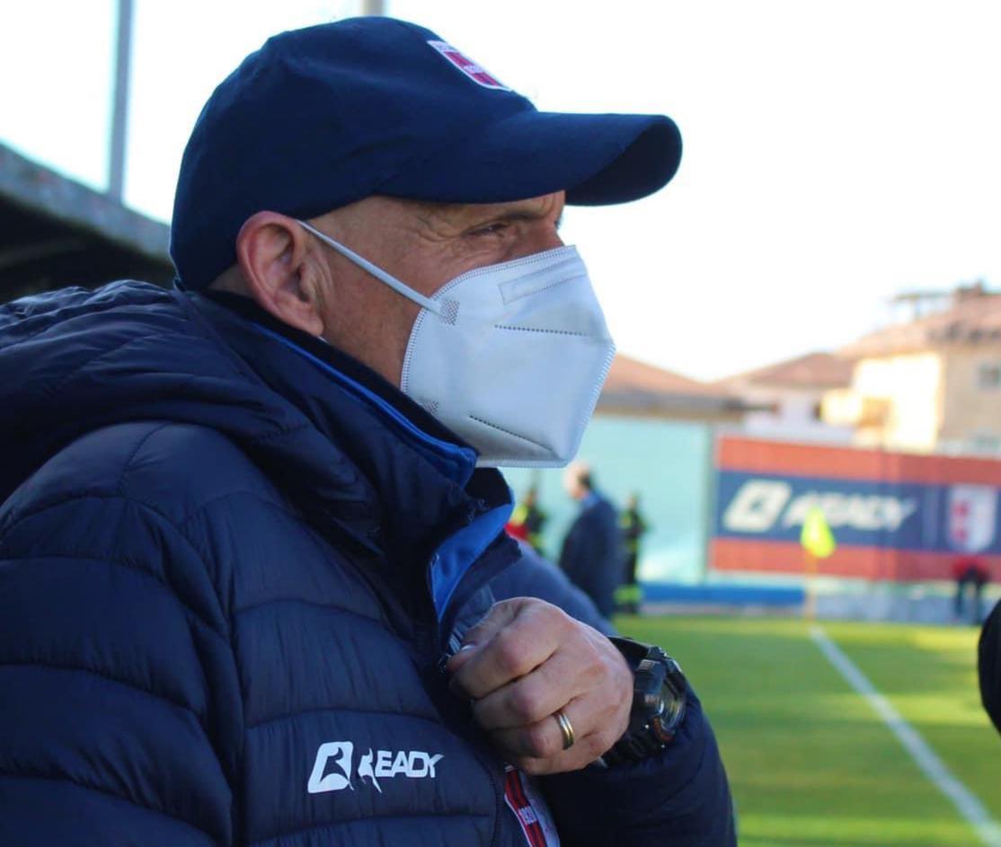 ASPETTANDO BISCEGLIE - VIBONESE | Parla mister Roselli immagine 17031 US Vibonese Calcio