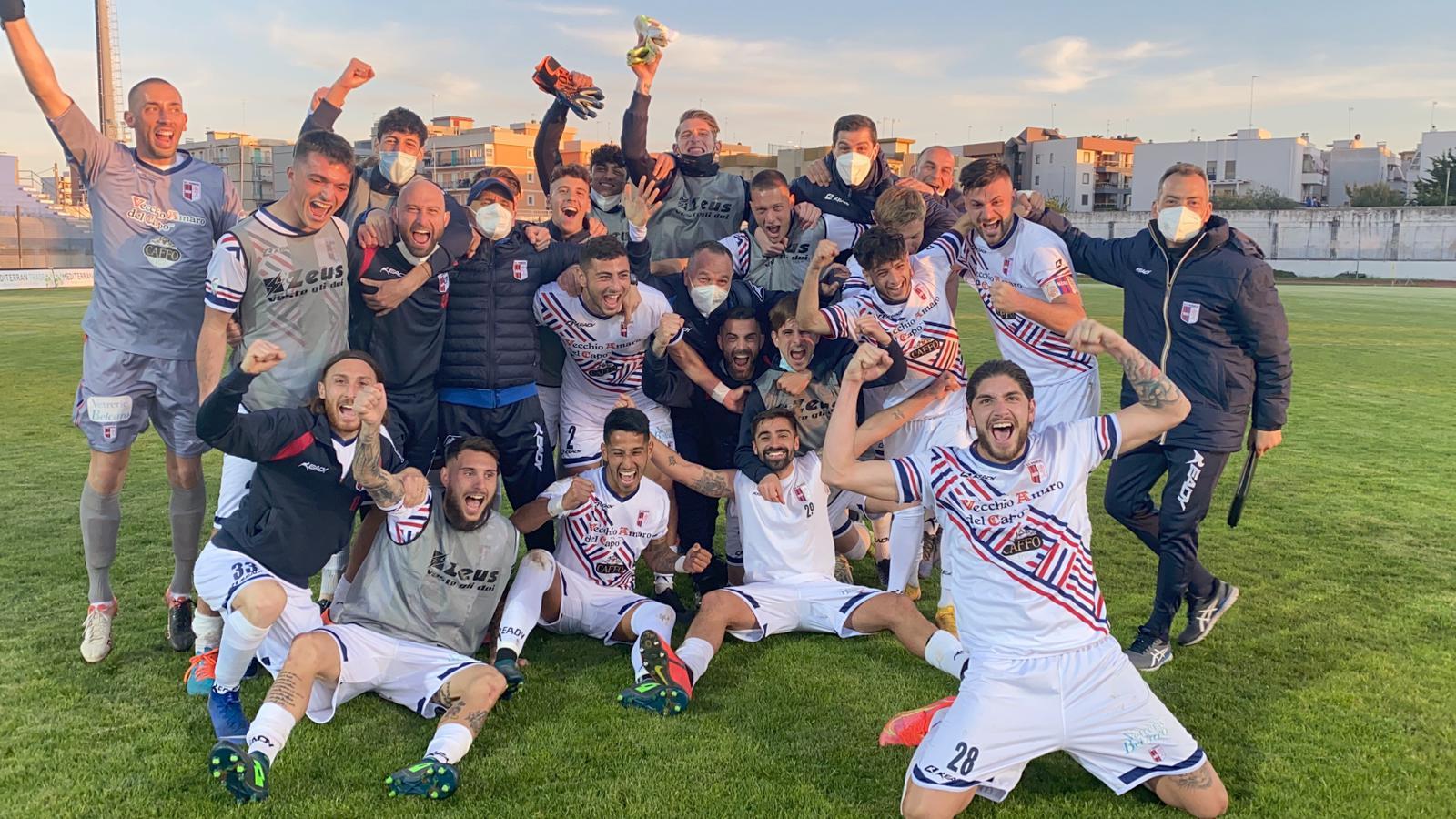 BISCEGLIE - VIBONESE 1-0 | La sconfitta più dolce: la Vibonese è salva immagine 17034 US Vibonese Calcio